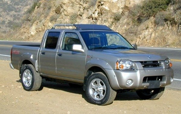 2001 2004 nissan frontier truck review top speed. Black Bedroom Furniture Sets. Home Design Ideas
