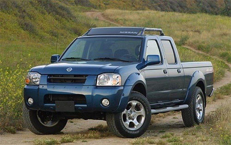 2001 2004 nissan frontier review top speed. Black Bedroom Furniture Sets. Home Design Ideas