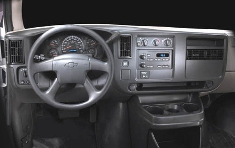 2003 - 2008 Chevrolet Express Interior - image 468039