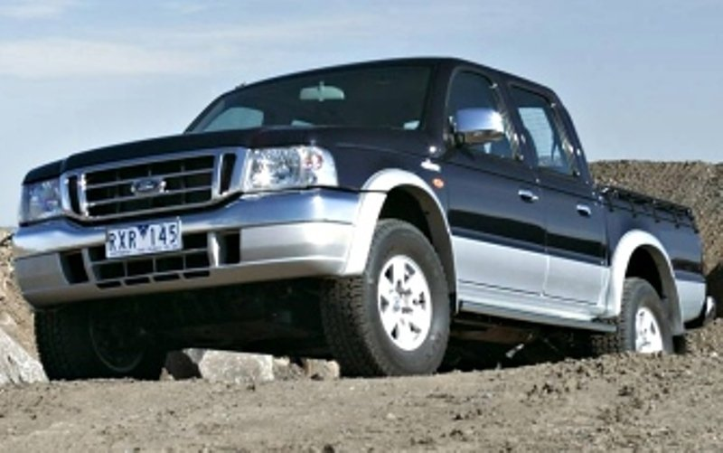 2003 - 2006 Ford Courier