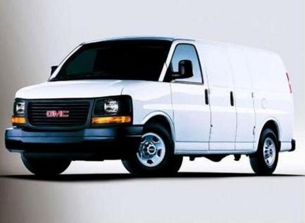 gmc savana picture