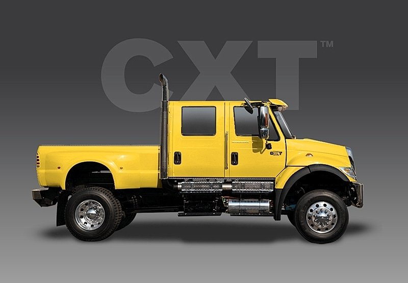 2004 - 2008 International CXT