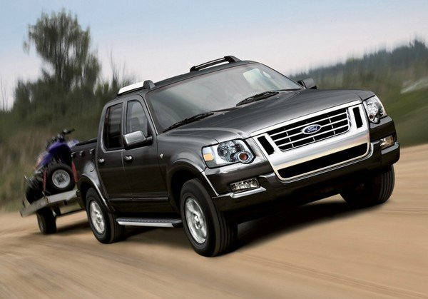 ford explorer sport trac picture