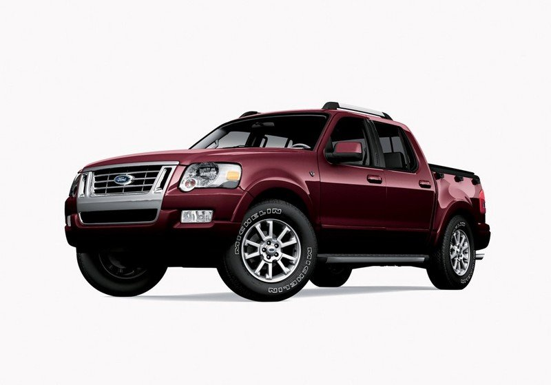 2007 - 2010 Ford Explorer Sport Trac