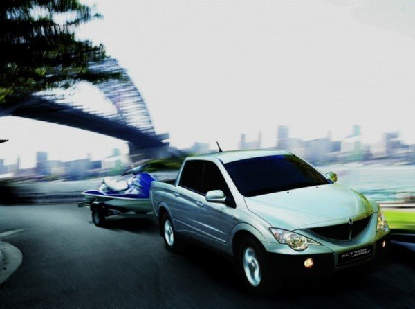 ssangyong actyon pick-up - DOC470575