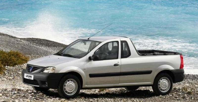 2008 Dacia Logan Pick-up