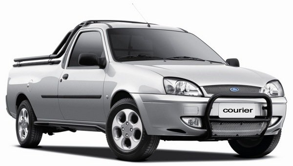 ford courier truck review  top speed