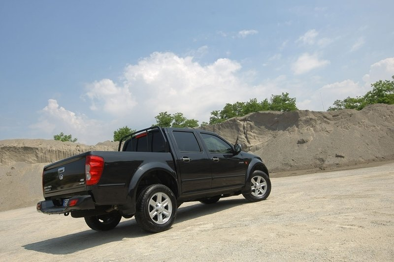 2011 Great Wall Steed