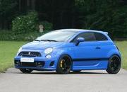 Fiat 500 Abarth Sportster by G-Tech