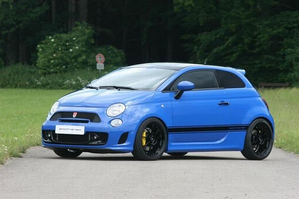 2012 fiat 500 abarth sportster by g tech car review. Black Bedroom Furniture Sets. Home Design Ideas