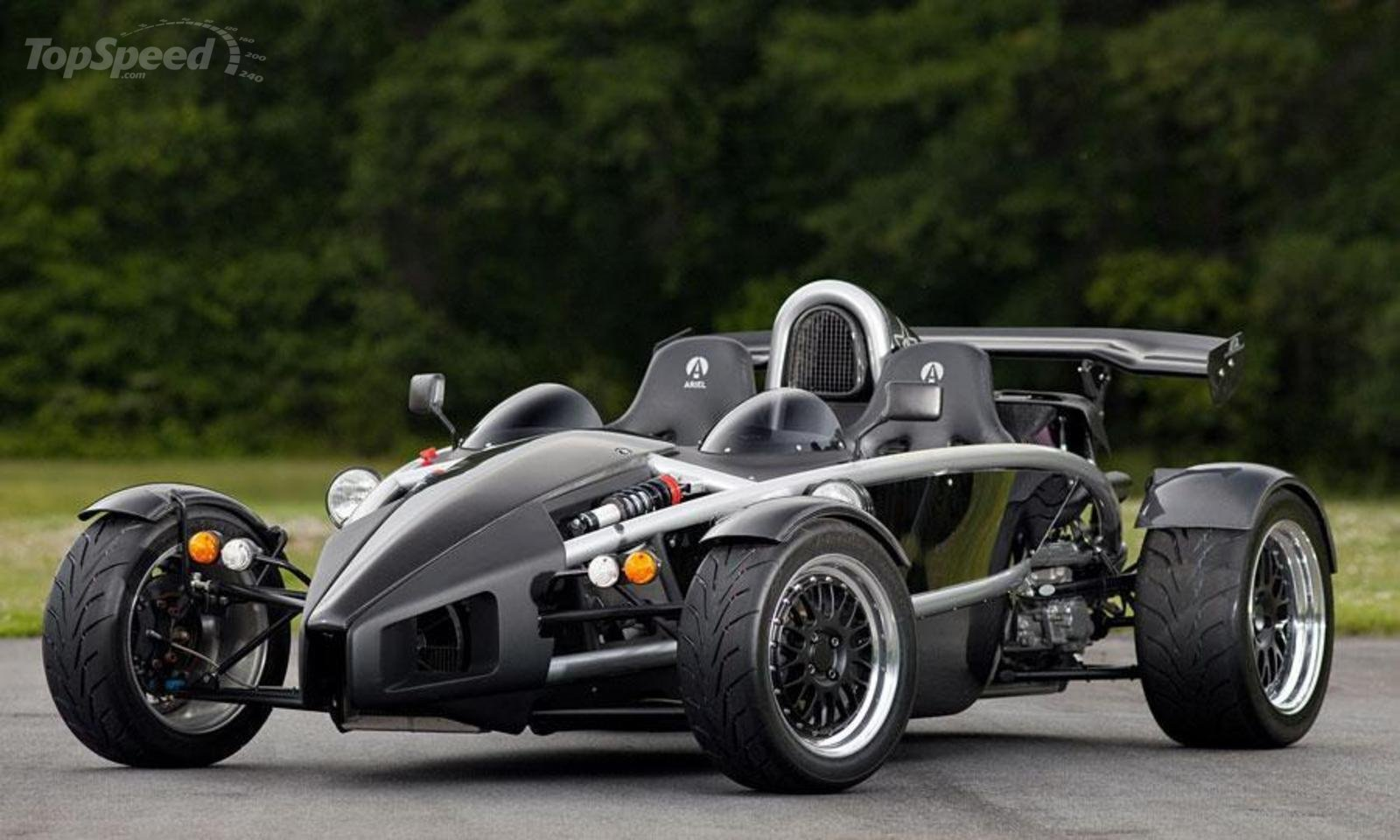 Ariel Atom News And Reviews | Top Speed