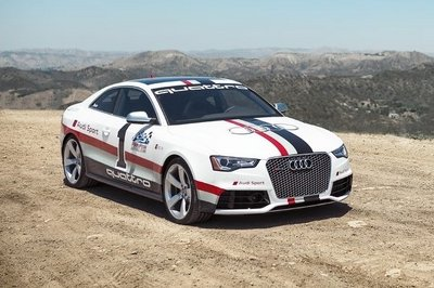 2012 Audi RS5 Pikes Peak