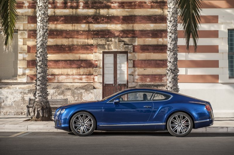 2013 Bentley Continental GT Speed High Resolution Exterior - image 469727