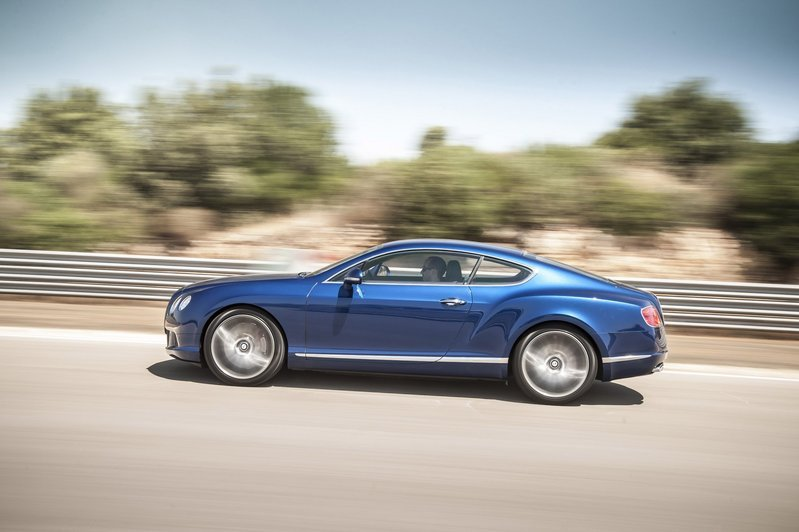 2013 Bentley Continental GT Speed High Resolution Exterior - image 469729