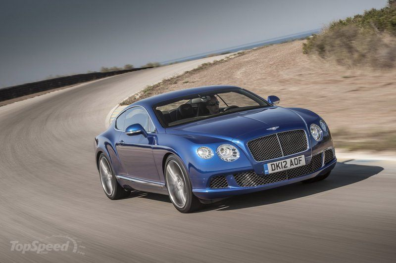 2013 Bentley Continental GT Speed High Resolution Exterior Wallpaper quality - image 469731