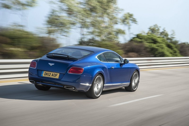 2013 Bentley Continental GT Speed High Resolution Exterior - image 469721