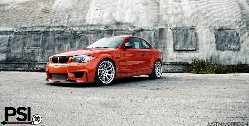 2012 BMW 1-Series M Coupe by PSI