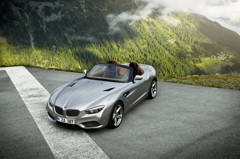 2012 BMW Zagato Roadster High Resolution Exterior - image 469474
