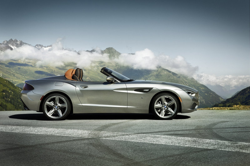 2012 BMW Zagato Roadster High Resolution Exterior - image 469475