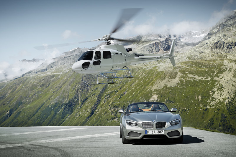 2012 BMW Zagato Roadster High Resolution Exterior - image 469486