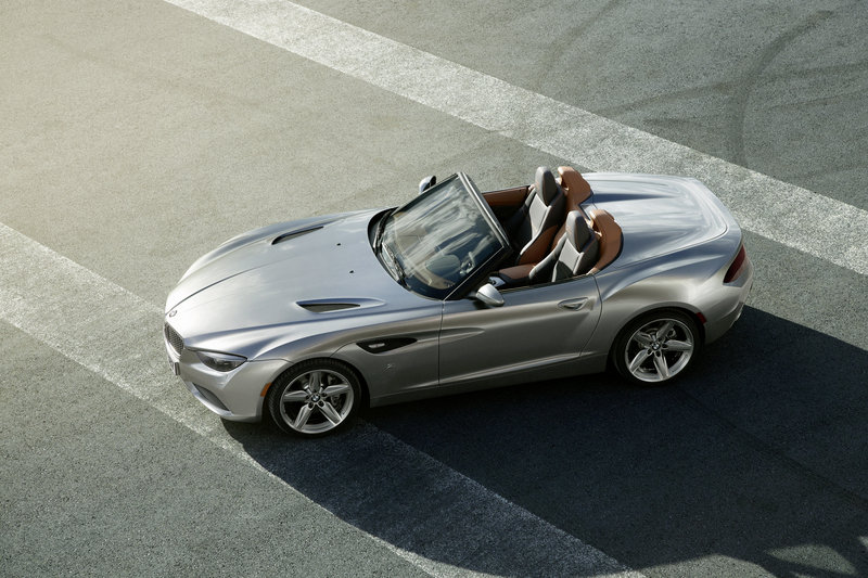 2012 BMW Zagato Roadster High Resolution Exterior - image 469487