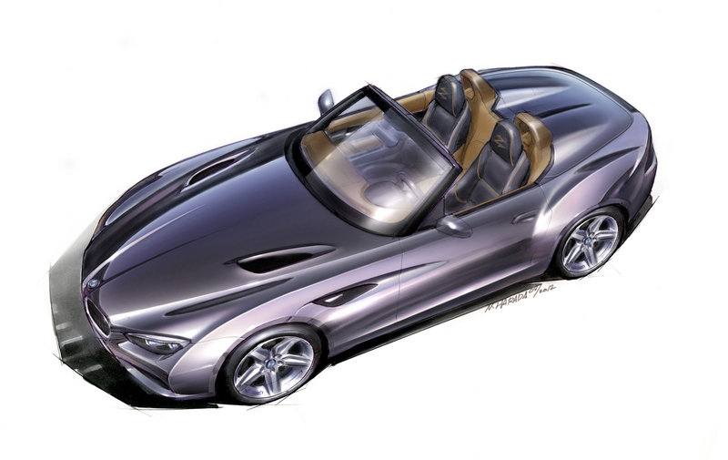 2012 BMW Zagato Roadster High Resolution Exterior - image 469468