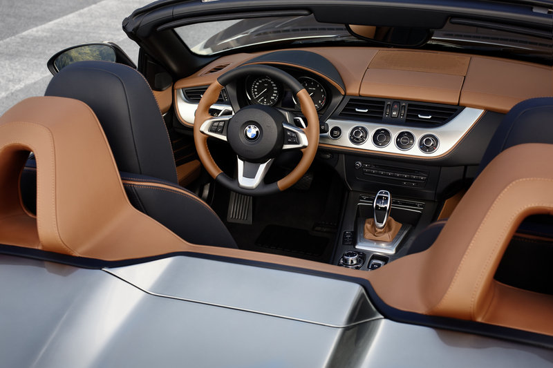2012 BMW Zagato Roadster Interior - image 469472