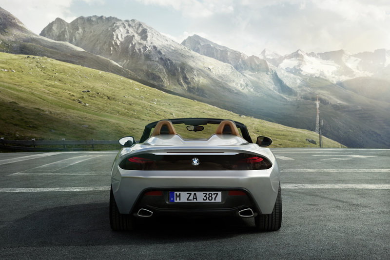 2012 BMW Zagato Roadster High Resolution Exterior - image 469473