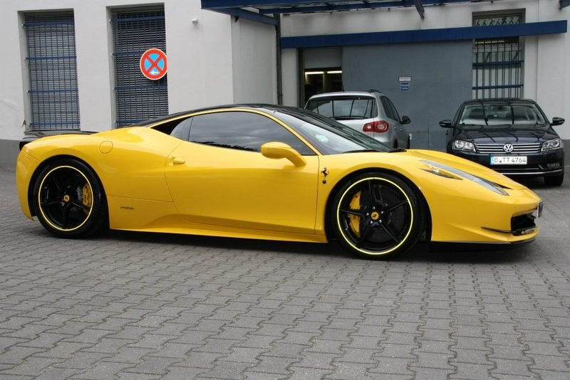 2012 ferrari 458 italia by tc concepts review top speed. Cars Review. Best American Auto & Cars Review
