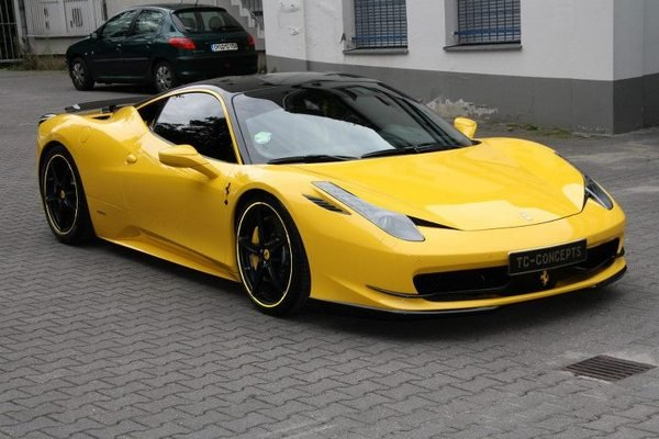 2012 ferrari 458 italia by tc concepts car review top speed. Cars Review. Best American Auto & Cars Review