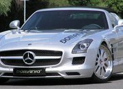 Mercedes SLS Roadster by Domanig