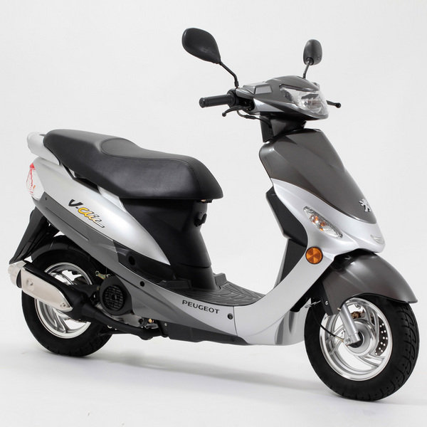 2012 Peugeot V Clic 50 Motorcycle Review Top Speed