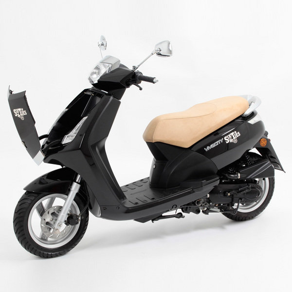 2012 peugeot vivacity 3 50 sixties motorcycle review. Black Bedroom Furniture Sets. Home Design Ideas