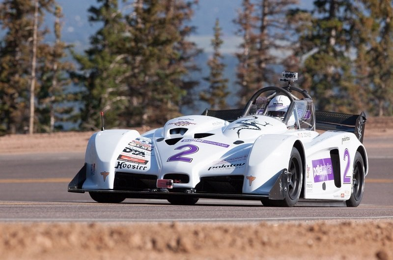 2012 Pikes Peak International Hill Climb Results and Highlights