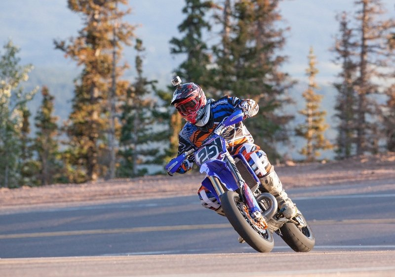 Honda Ties Up With The American Motorcycle Association To Improve Safety At The 2015 Pikes Peak International Hill Climb