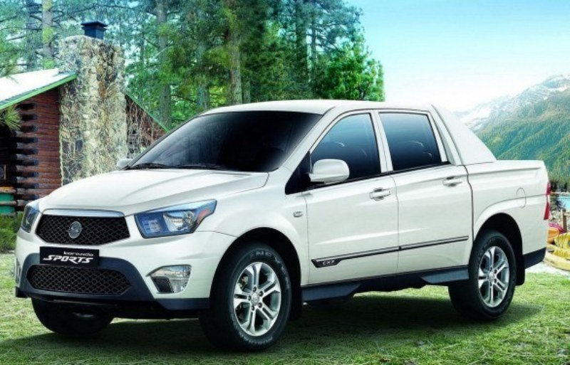 2012 ssangyong actyon pickup review top speed. Black Bedroom Furniture Sets. Home Design Ideas