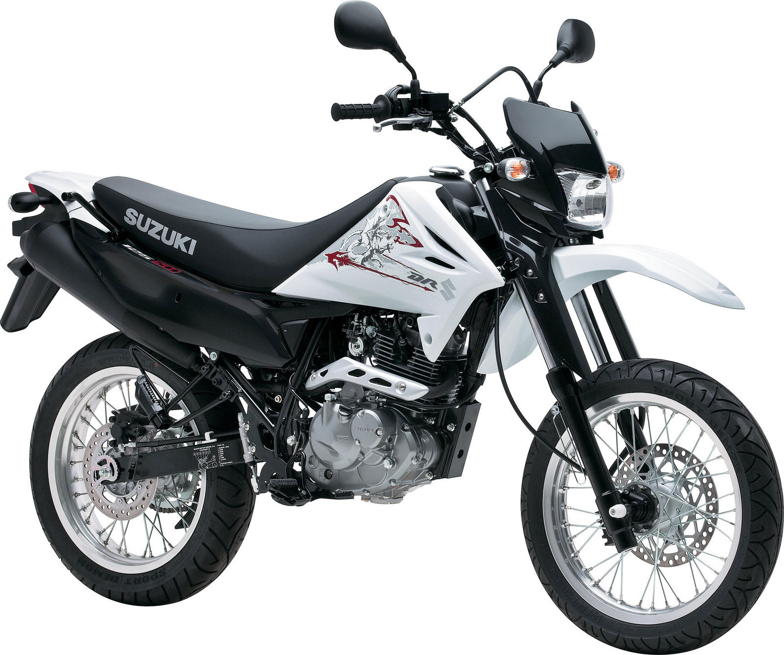 Motorcycle Review Top Speed: 2012 Suzuki DR125SM - Picture 467962