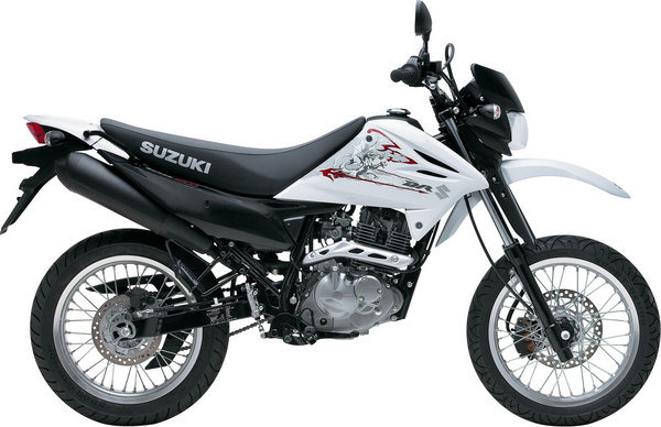 2012 suzuki dr125sm motorcycle review top speed. Black Bedroom Furniture Sets. Home Design Ideas