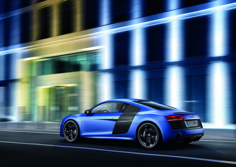 2014 Audi R8 V10 Plus High Resolution Exterior - image 470588