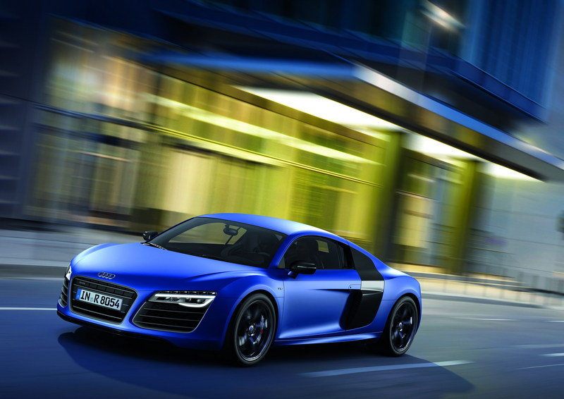 Audi R8 News And Reviews Top Speed