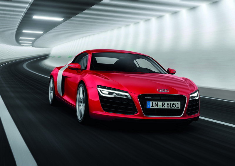 2014 - 2015 Audi R8 V8 Coupe High Resolution Exterior Wallpaper quality - image 470652