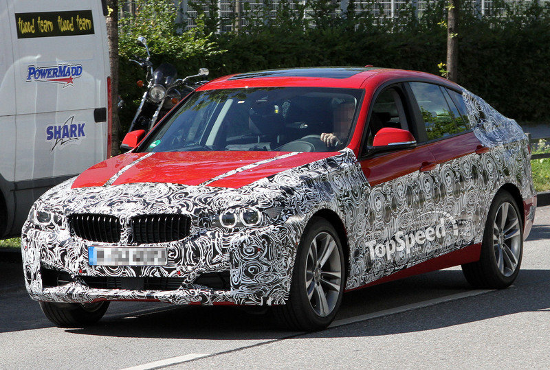 Spy Shots: BMW 3-Series GT Drops Flaws from the 5-Series GT