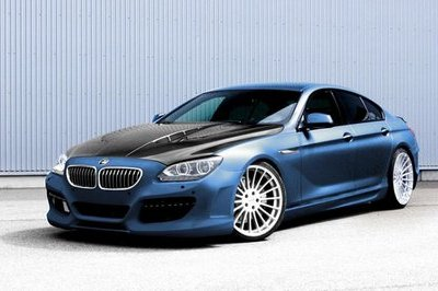 2013 BMW 6-Series Gran Coupe by Hamann