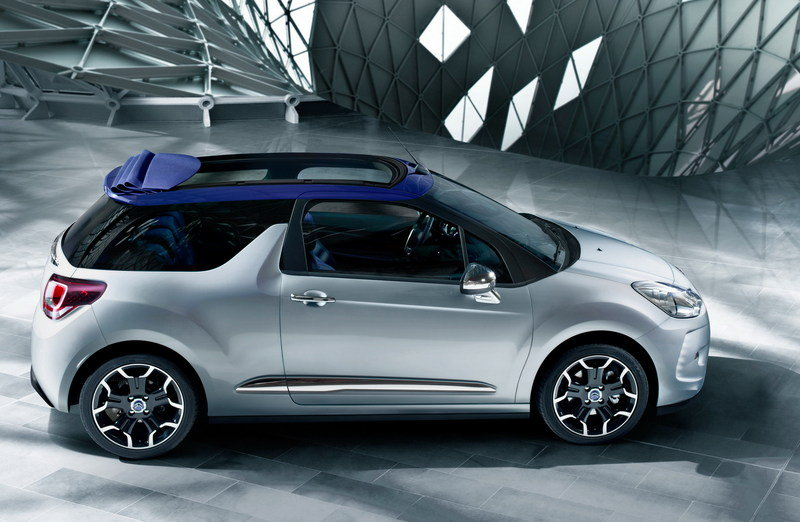 2013 Citroen DS3 Cabrio High Resolution Exterior - image 470766