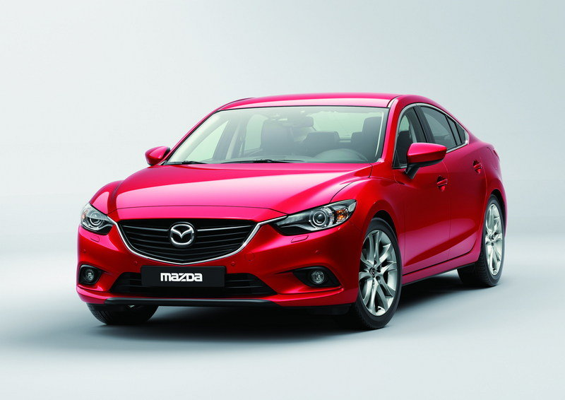 Mazda in Hot Water Over Mazda6 Fire Risk