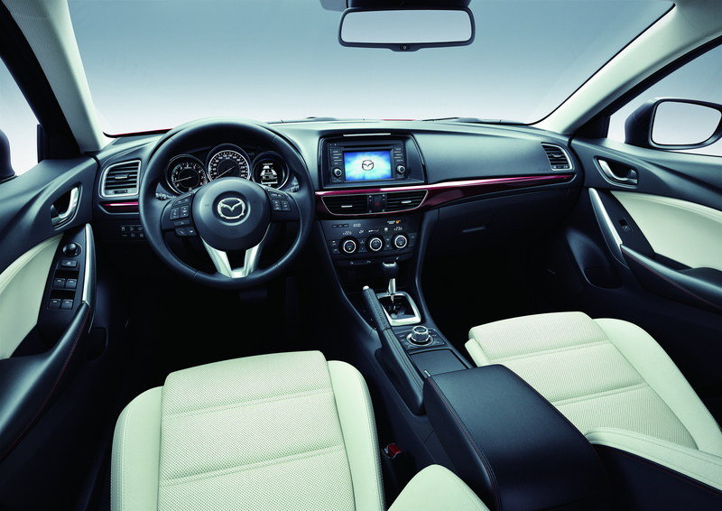 2014 Mazda6 High Resolution Interior - image 470336