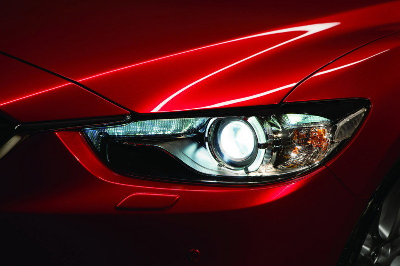 2014 Mazda6 High Resolution Exterior - image 470349