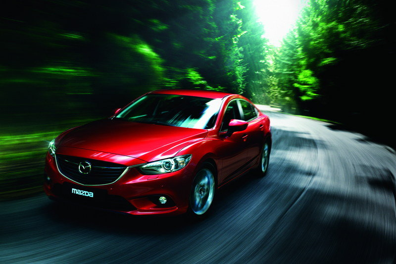 2014 Mazda6 High Resolution Exterior Wallpaper quality - image 470328