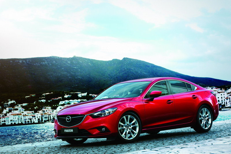 2014 Mazda6 High Resolution Exterior - image 470329