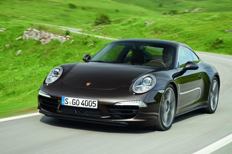Porsche Recalls Carrera and Carrera 4 Over Faulty Exhaust